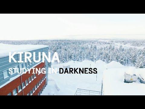 Kiruna: Studying in Darkness