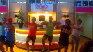 Li Tounor Jake M Garcia / Cruise 2GO Dance Video