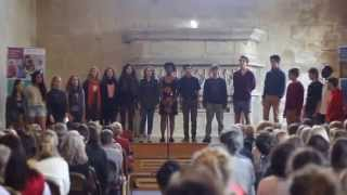 UWC Atlantic College Acappella Choir