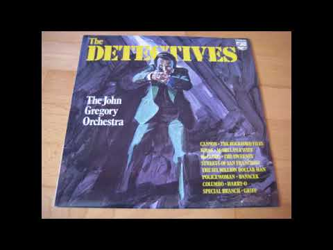The John Gregory Orchestra - Special Branch