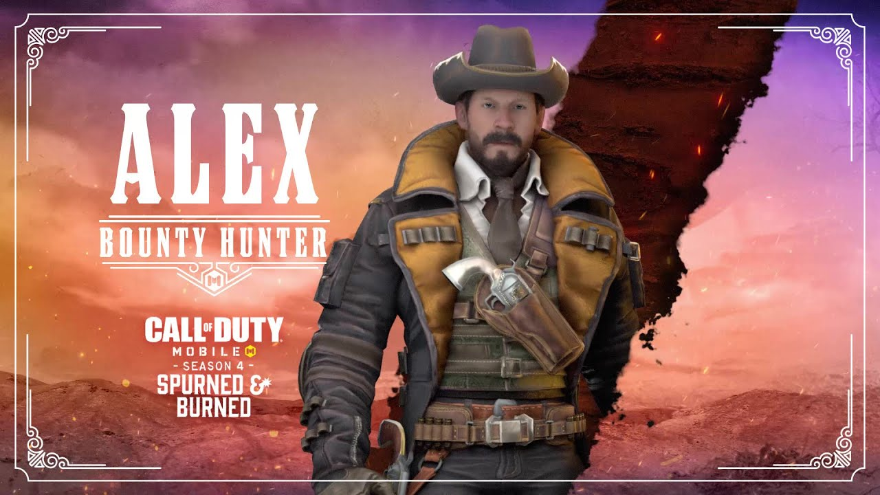 Call of Duty®: Mobile  - Alex - Bounty Hunter | S4 Highlight