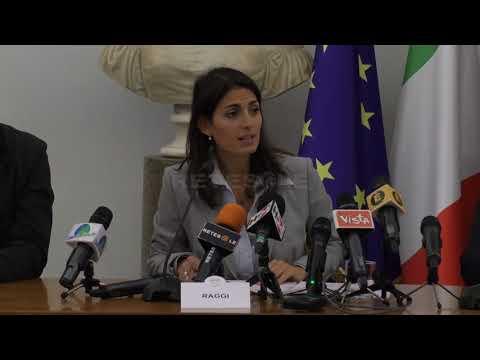 """RETESOLE TG LAZIO Raggi: """"Roma torna ad affacciarsi sul mare"""""""