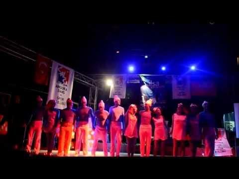 Şirinler   Salsa Ankara Dans Stüdyosu 4