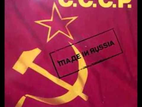 CCCP - Made in Russia