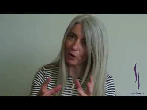 Dame Evelyn Glennie talks to soundLINCS