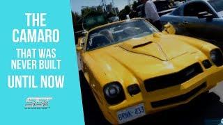 1980 Camaro Custom Convertible Discovered - SST Car Show News
