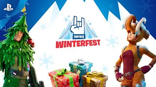 Fortnite - Winterfest | PS4