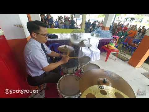 Drum cam - rewind 2k17 kidung Mempelai Medley