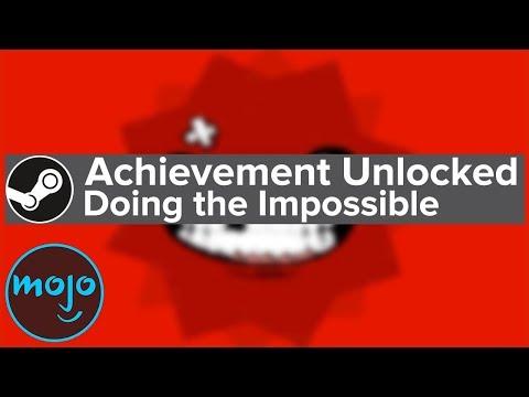 Top 10 Most Insane Steam Achievements