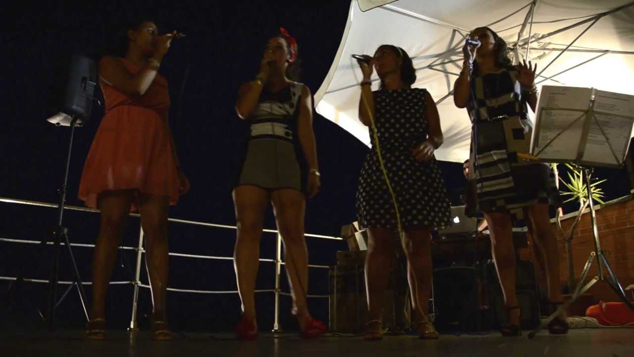 Be my baby le gags live at bagno corallo tirrenia youtube