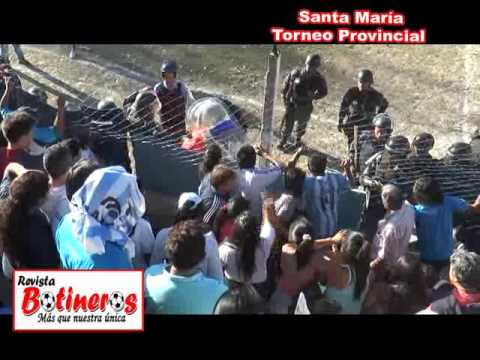 Santa María: Boulevard Norte venció a Obreros 3 a 1 en la final del Provincial