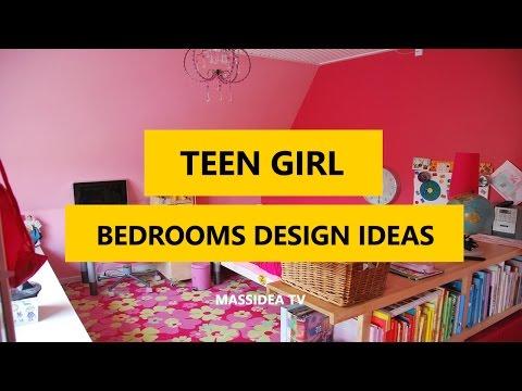 50+ Best Teen Girl Bedrooms Design Ideas 2017