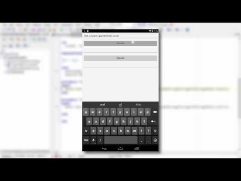 Integrate More Android with a JNI Call to your Android App