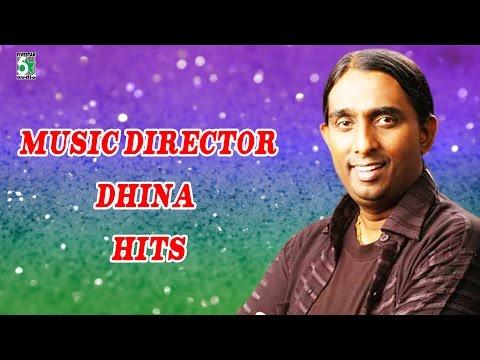 Music Director Dhina Super Hit Popular Video Songs