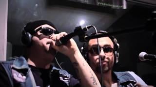 Adriacosta live freestyle a Radio Base
