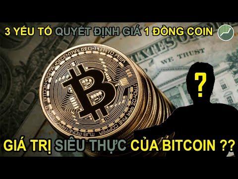 Kiến thức nền tảng Crypto P6   Giá trị siêu thực của Bitcoin là gì và 3 yếu tố quyết định giá Coin