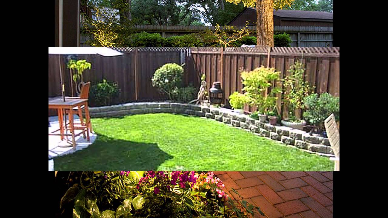 Cool Landscaping design ideas backyard - YouTube on Cool Backyard Designs id=44030