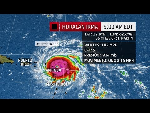 The Weather Channel HD/Tracking Tropical Storm Irma
