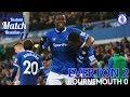 Everton 2-0 Bournemouth | Zouma Goal Sets Up Blues Win | Match Reaction