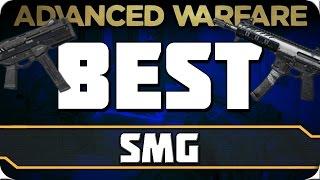 Best SMG in Advanced Warfare | Gun Stats Breakdown