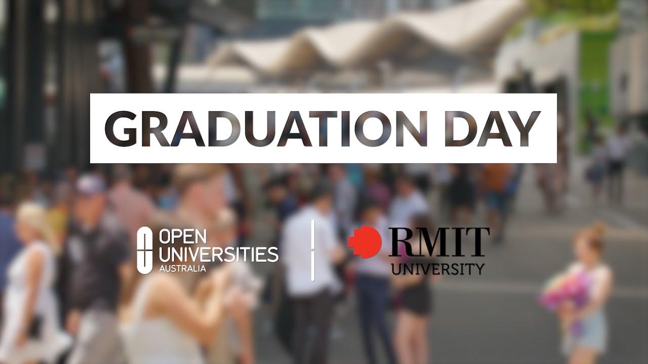 RMIT Graduation 2019
