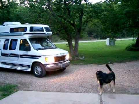 1992 Ford Falcon RV Moterhome Camper Van