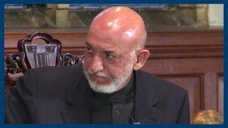 Corruption | Hamid Karzai | Oxford Union