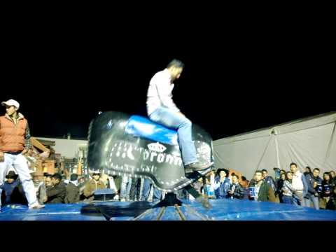 Torito en Feria de Jilotepec  2013