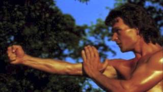 Cliff's Edge by Patrick Swayze, from the soundtrack of Roadhouse. W...
