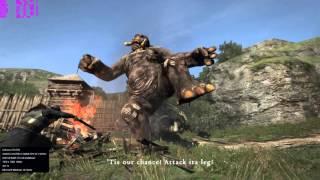 Dragons Dogma Dark Arisen Gameplay PC - Max Settings HD 1080P 60 FPS