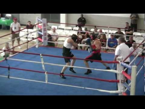 Anthony Hines vs Billy Bulger @the Mayhem in Dorchester Amateur Showcase