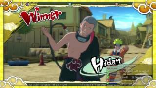 Naruto Storm Revolution - Endless Lobby & Themed Tournaments! (Twitch Livestream)