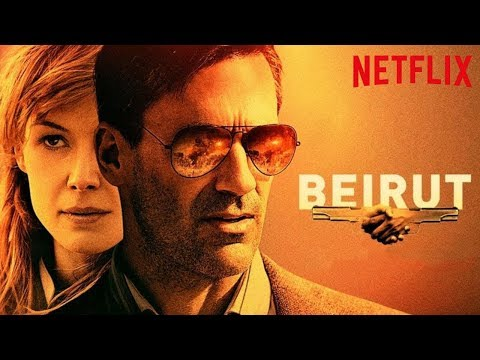 BEIRUT Trailer German Deutsch, Kritik & Review | Netflix Ori