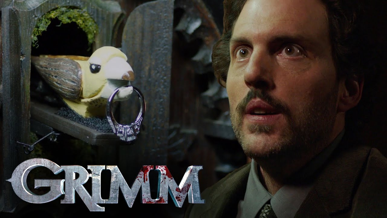 Download Monroe Proposes To Rosalee! | Grimm