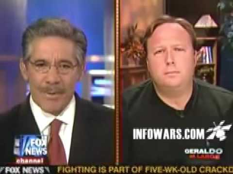 Fox News Interviews Alex Jones on DC Madam Palfreys Murder