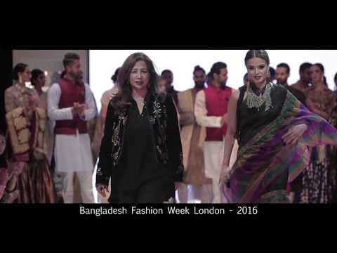 Bangladesh Fashion Week London 2016 - Rina Latif