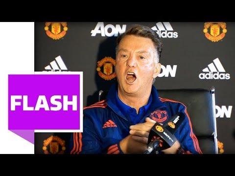 van-Gaal-Rauswurf bei United: Seine besten Aussagen in Manchester