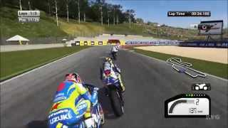 MotoGP 15 - Valentino Rossi Gameplay (PC HD) [1080p]