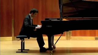 Dustin Gledhill - Frédéric Chopin, Sonata in B Minor Op.58 No.3, Finale - Presto non-tanto