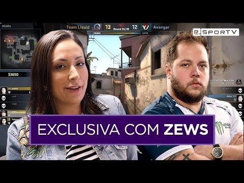 ZEWS fala sobre SK GAMING e momento da TEAM LIQUID | Exclusiva