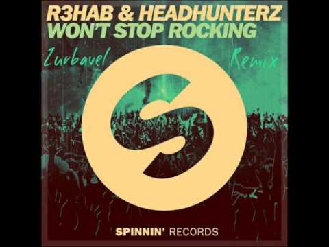 R3hab & Headhunterz - Won't Stop Rocking (Clivian Remix)