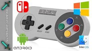 Wild-Child83 - 8BitDo - Super Nintendo / SNES - Android Bluetooth Joypad Review & Testing