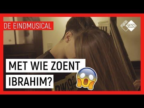 IS IBRAHIM VERLIEFD OP...?😲💘#5   De Eindmusical S1