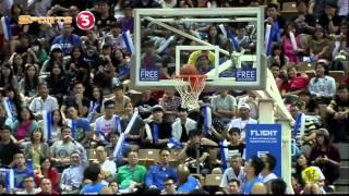 Philippines vs. Chinese Taipei highlights   JONES CUP 2015