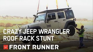 Front Runner Jeep Extreme Roof Rack