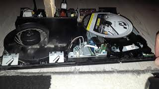 PS3 super slim console turns off problem SOLVED