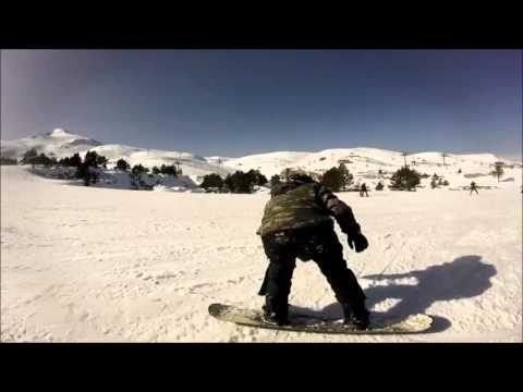 Ski Arette(La Pierre de Saint Martin)- GoPro Edit