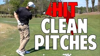 How to Hit Clean Pitches | Square Face Drill