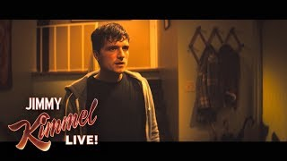 failzoom.com - Josh Hutcherson Does a Great Seth Rogen Impression