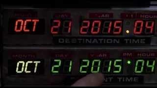 De Volta para o Futuro 2   - Data chegada 21 de ou